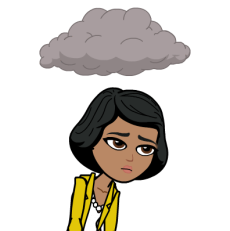 Attempt at making a Bitmoji of myself.