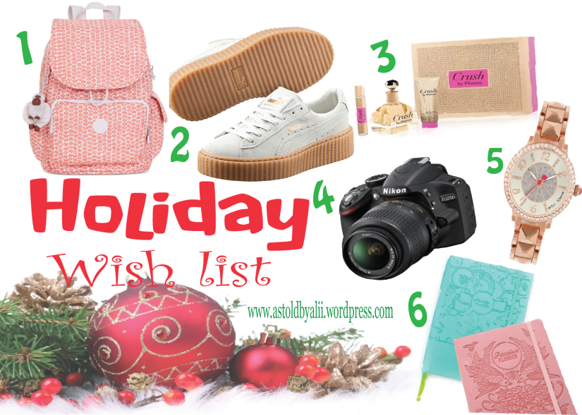holiday-wishlist