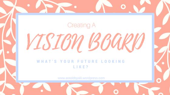 Vision Boardplanning