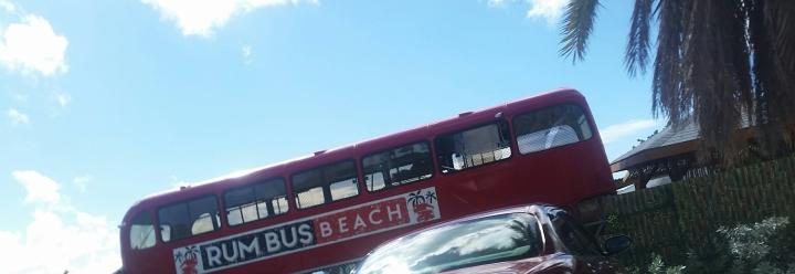 Eat Outs: Rum Bus Beach,Antigua