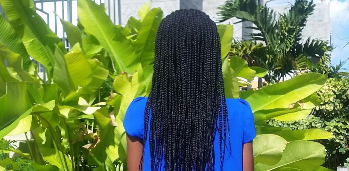 Hair Update: Braided Protective Styles