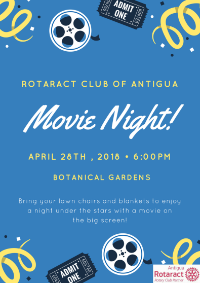 rotaract club of antigua