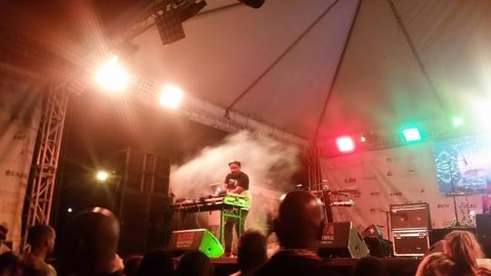 DJ Private Ryan in Antigua