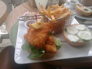 Fish Burger from Cuties