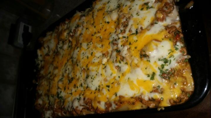 30 Minute Meals: Three-Cheese BakedZiti