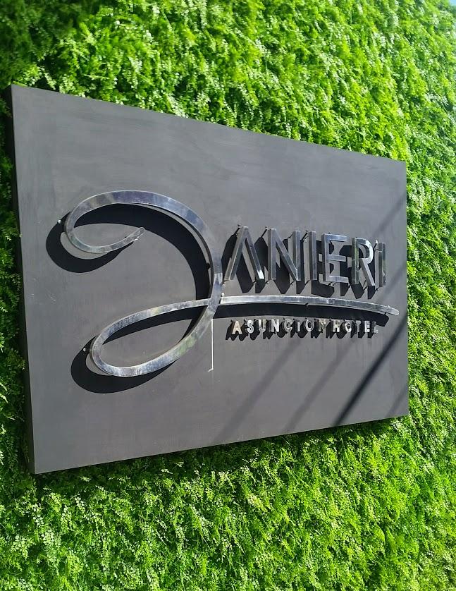 Checked In: Danieri Hotel – Asunción,Paraguay