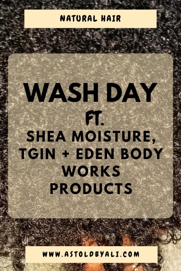 Wash day-2