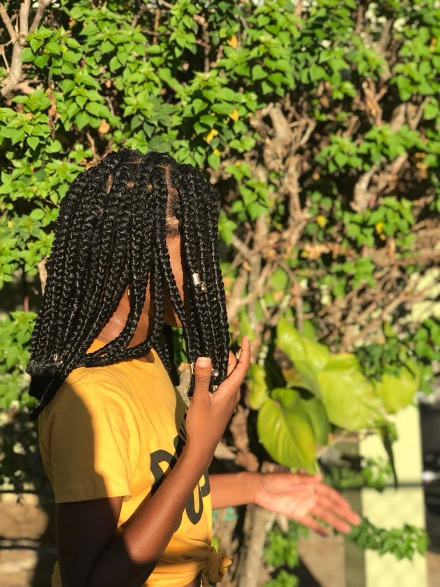 Protective Style + Hair Update