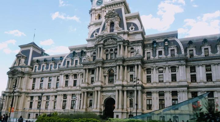 Travel Diary : 4 Hours in Philadelphia,Pennsylvania