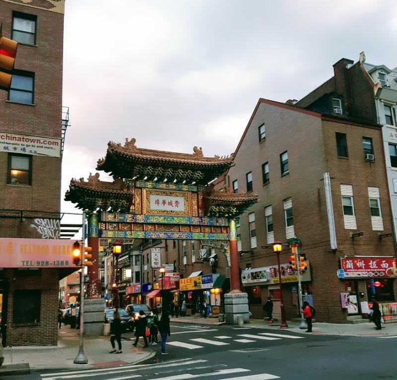 Chinatown, Philadelphia PA