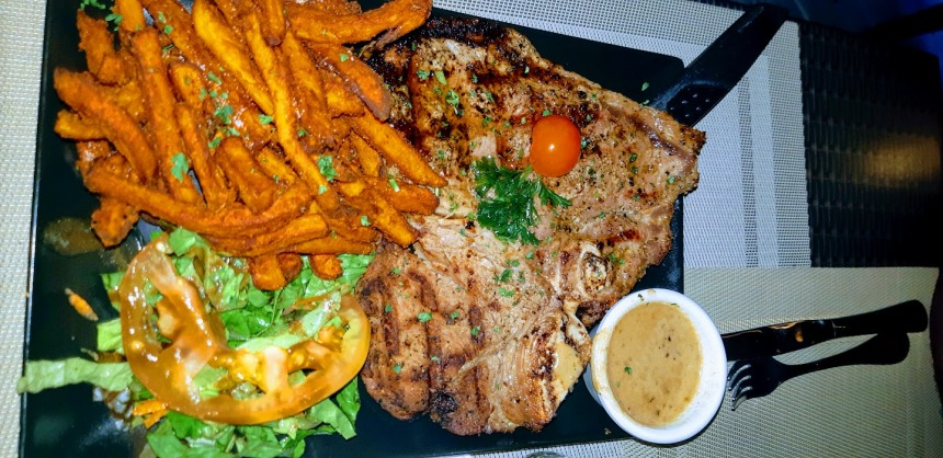 Restaurant review of Al Porto Restaurant Antigua