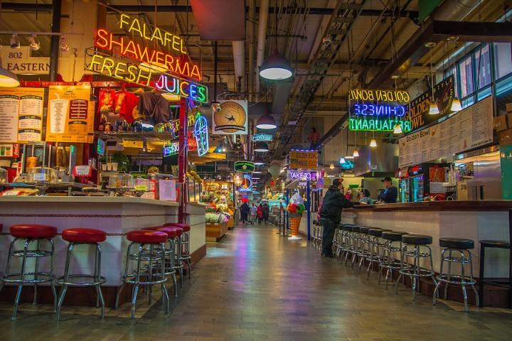 Reading Terminal Market, Philadelphia