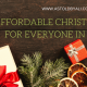 An Affordable Gift Guide For Everyone In Your Life