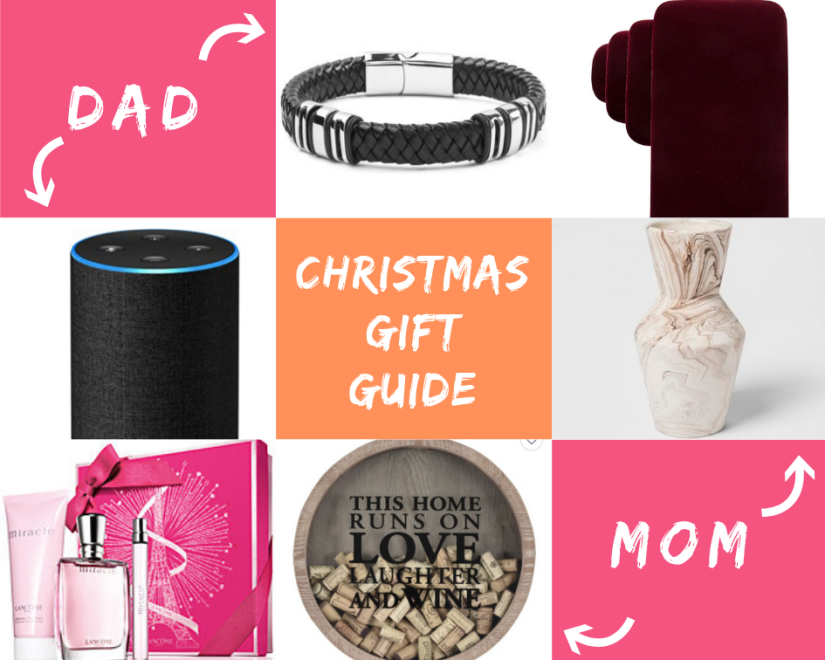 Gift Guide for Mom and Dad