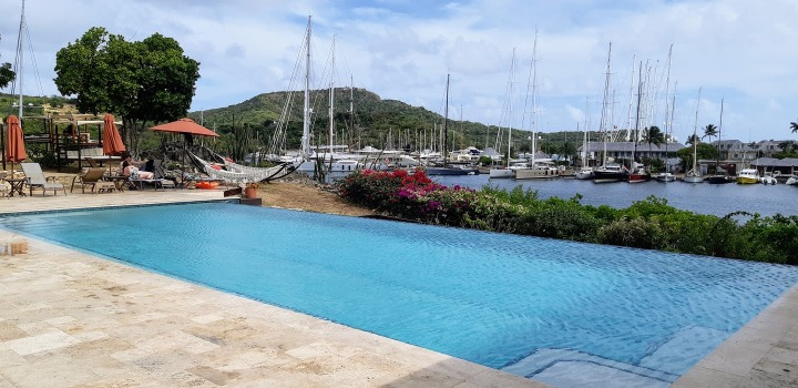 Eat Outs: Boom at Gunpowder House, Antigua
