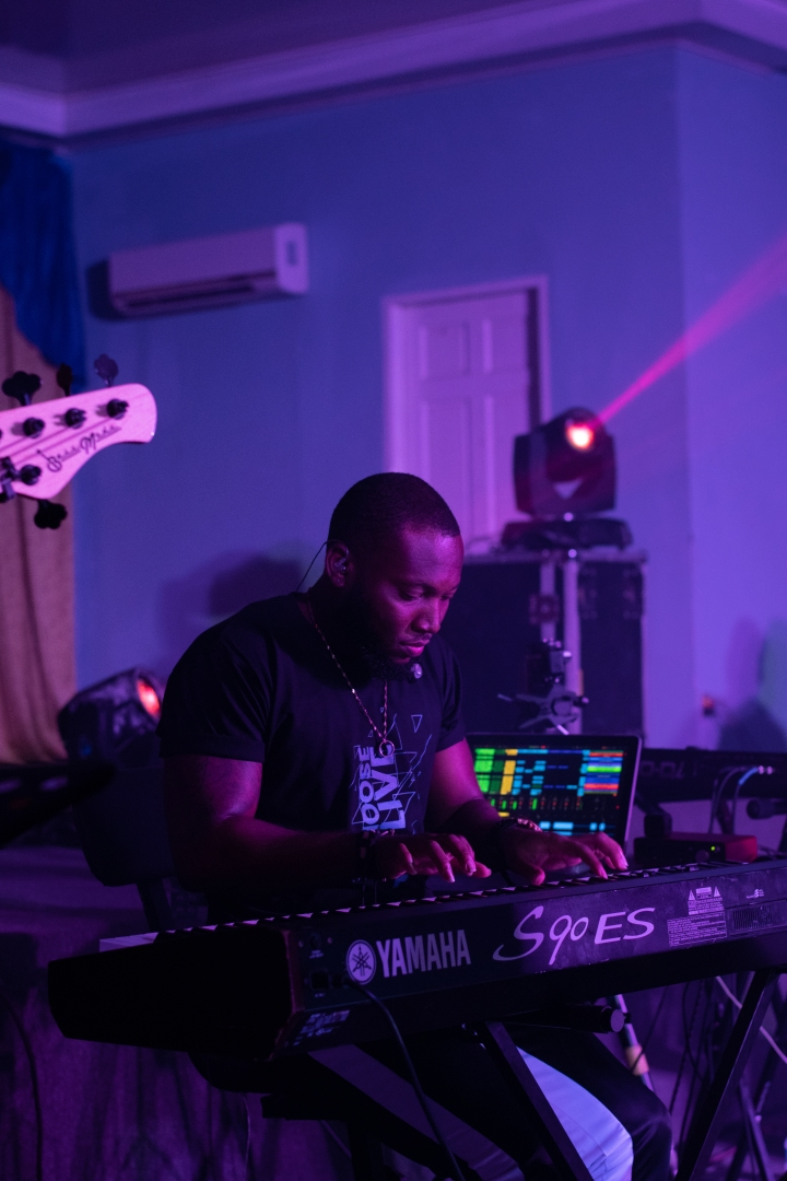 Feature: Behind the Music with Lesroy