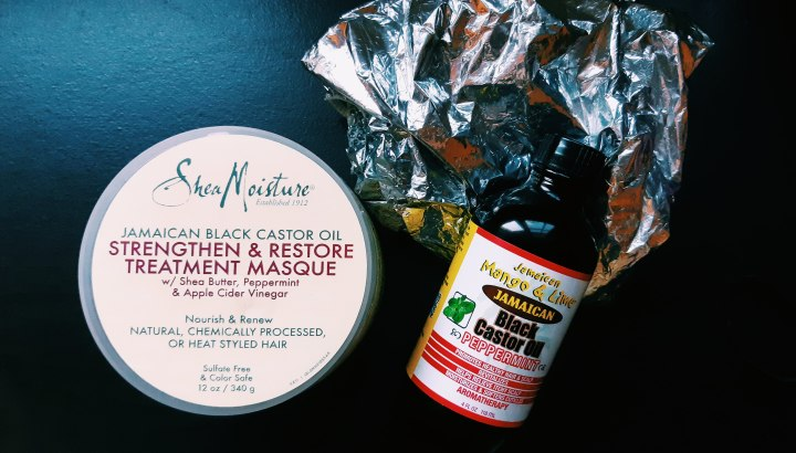 Product Review: Shea Moisture Jamaican Black Castor Oil Strengthen & Restore Treatment Masque