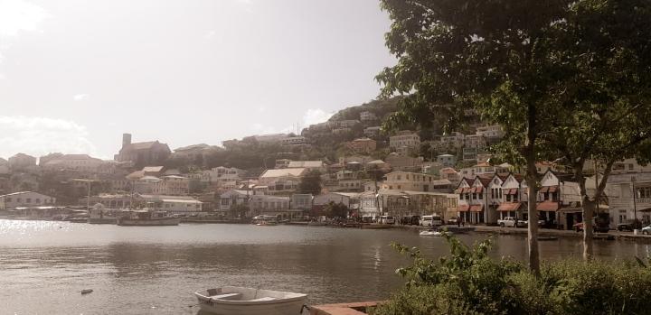 Travel Diary: 2 Hours in Saint George's,Grenada