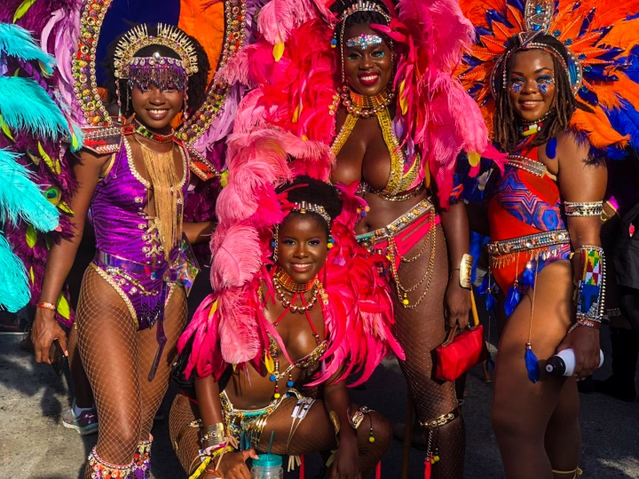 Antigua Carnival 2019: On the Road with Caution and InsaneCarnival
