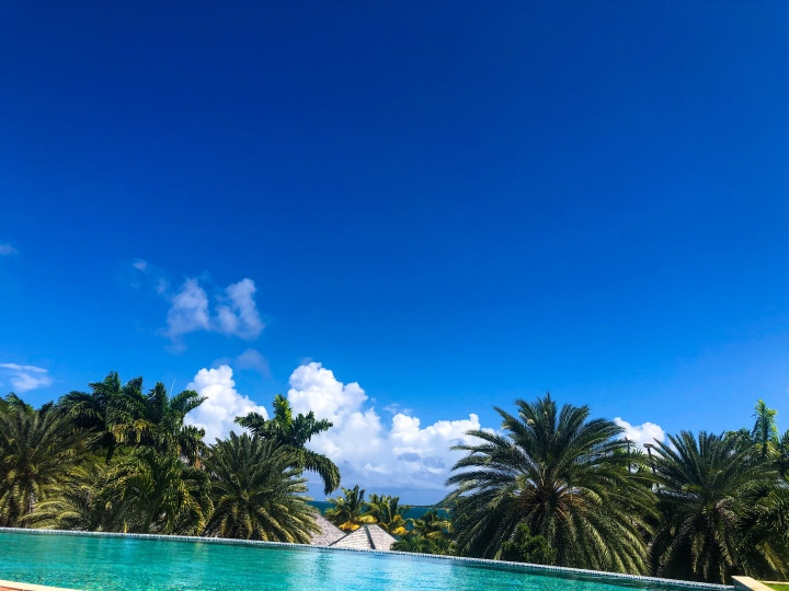 Pool at Nonsuch Bay, Antigua